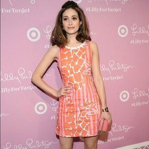 Lilly Pulitzer Giraffe Dress